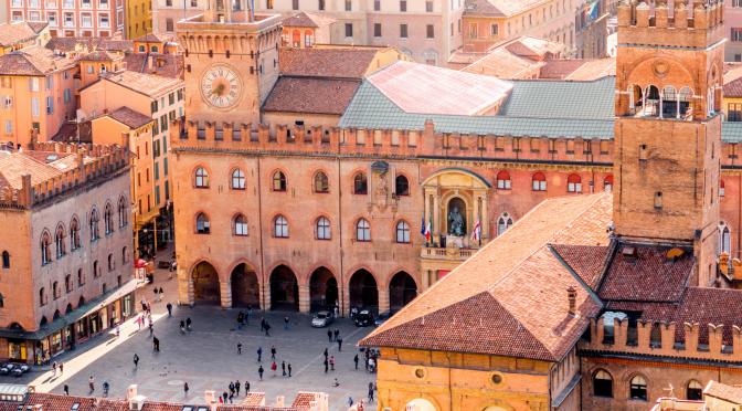 Bologna 12 Obiective Turistice | Impresii si Curiozitati | Locuri de vizitat